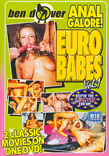 Euro Babes Vol. 1 Box Cover