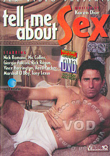Tell Me About Sex Box Cover