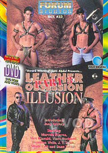 Leather Obsession Part 3 - Illusion Box Cover