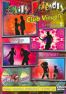 Family Friendly Club Visuals: Disc 3 -Girls, Guys, Couples, Kids
