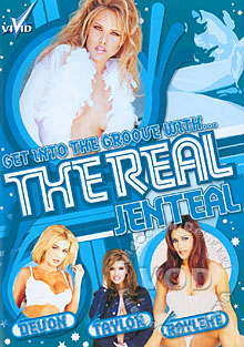 The Real Jenteal Box Cover