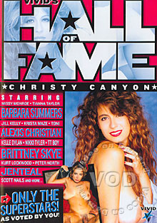 Hall Of Fame - Christy Canyon