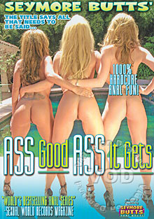 Ass Good Ass It Gets Box Cover