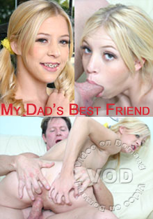 My Dad's Best Friend Box Cover