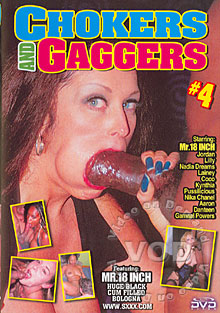 Chokers And Gaggers #4