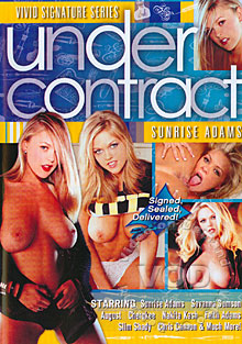 Under Contract Sunrise Adams Box Cover