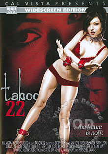 Taboo 22 Box Cover