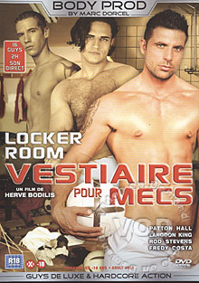 Vestiaire Pour Mecs (Locker Room) Box Cover