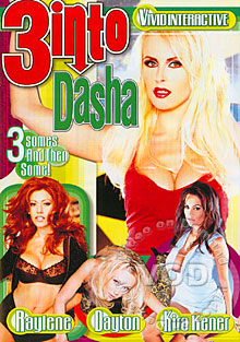 3 Into Dasha Box Cover