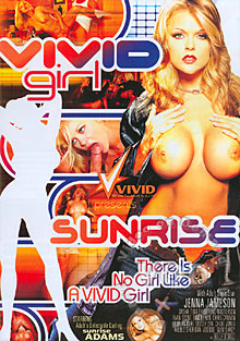 Vivid Girl Sunrise Box Cover