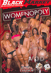 Womenopoly Box Cover