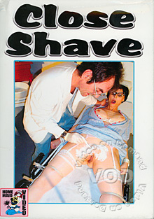 Close Shave Box Cover