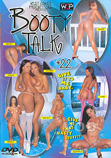 Booty Talk #22 Box Cover