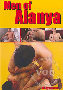 Men Of Alanya Box Cover