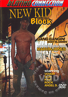 New Kid On The Block Box Cover