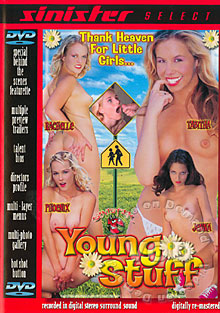 Young Stuff Box Cover
