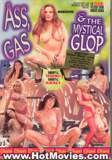 Ass, Gas and the Mystical Glop Box Cover