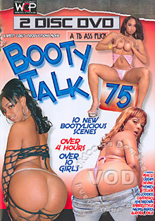 Booty Talk 75 Box Cover