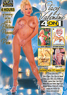 Stacy Valentine 4 on 1 Box Cover