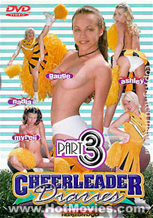 Cheerleader Diaries part 3 Box Cover