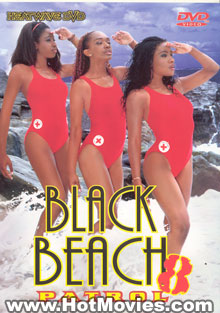 Black Beach Patrol 8 Box Cover