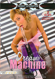 Dream Machine Box Cover