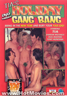 Tia's Holiday Gang Bang Box Cover