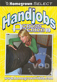 Handjobs Across America 19 Box Cover