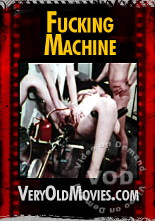 Fucking Machine Box Cover