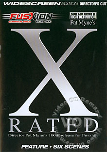X-Rated - Disc 1 Box Cover
