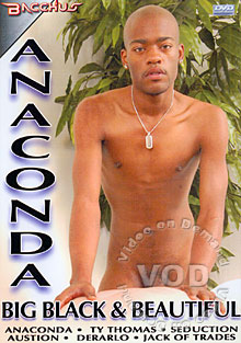 Anaconda - Big Black & Beautiful