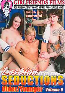 Lesbian Seductions Older/Younger Vol. 6