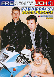 Good Bikers Good Pistons Box Cover