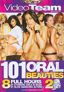 101 Oral Beauties (Disc 2) Box Cover