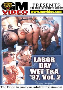 Labor Day Wet T&A '97 Vol. 2 Box Cover