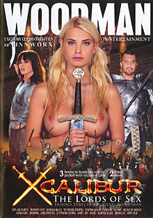 Xcalibur - The Lords Of Sex Box Cover