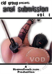 Anal Submission Vol. 1 Box Cover