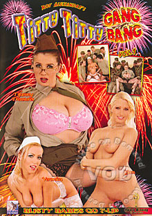 Titty Titty Gang Bang Vol. 1 Box Cover