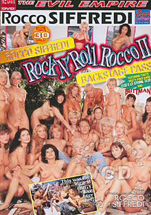 Rock N' Roll Rocco II - Backstage Pass