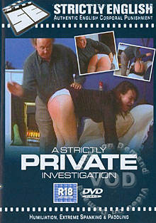 A Strictly Private Investigation Box Cover