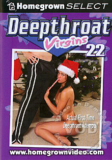 Deepthroat Virgins 22 Box Cover