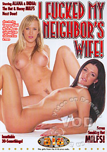 I Fucked My Neighbor's Wife! Box Cover