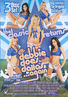 Debbie Does Dallas... Again (Disc 1) Box Cover