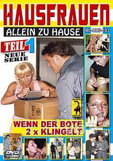 Hausfrauen Allein Zu Hause Teil 1 (Housewives Home Alone Part 1) Box Cover