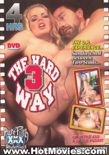 3 The Hard Way Box Cover