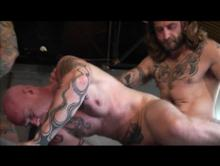 Buck Angel's Ultimate Fucking Club 2 - Tattooed And Screwed Clip 5 01:04:40