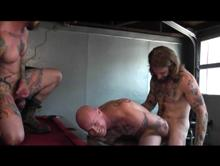 Buck Angel's Ultimate Fucking Club 2 - Tattooed And Screwed Clip 6 01:28:00