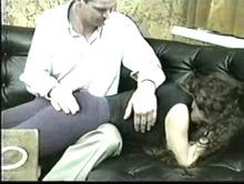 English Spanking Classic #21 False Report & Girl On A Train Part 2 Clip 1 00:15:40