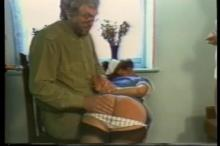 English Spanking Classic #19 :  What Bottoms Are For Clip 1 00:07:40