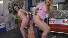 Rocco's Dirty Girls #5 Clip 1 00:16:40